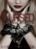 Cursed (#1, Voodoo Nights Series)