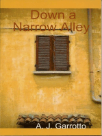 Down a Narrow Alley