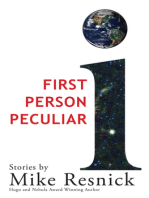 First Person Peculiar