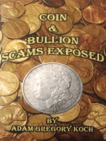 Coin & Bullion Scams Exposed