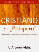Cristiano y... ¿Próspero?