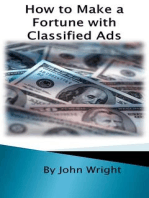 How to Make a Fortune with Classified Ads