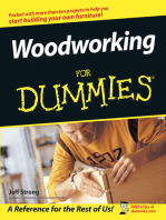 Woodworking For Dummies