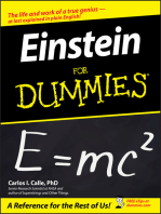 Einstein For Dummies