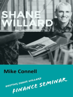 Finance Seminar (hosting Shane Willard)