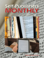 Self-Publishers Monthly, September: October 2013