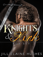 Knights and Kink Romance Boxed Set