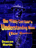 """The """"Fiddy Cent Guide"""" to Understanding Music (for Guitar)"""