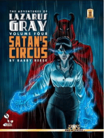 The Adventures of Lazarus Gray Volume 4
