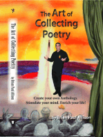 The Art of Collecting Poetry