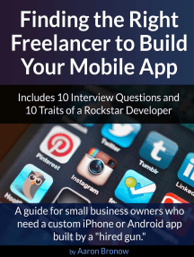 Finding the Right Freelancer to Build Your Mobile App