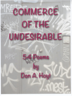 Commerce of the Undesirable