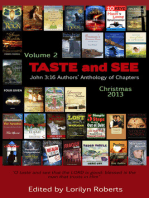 Volume 2, Taste and See, John 3:16 Authors' Anthology of Chapters
