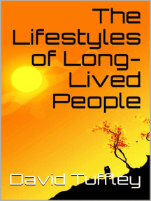 The Lifestyles of Long-Lived People