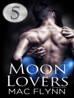 Moon Lovers #5 (BBW Werewolf Shifter Romance)