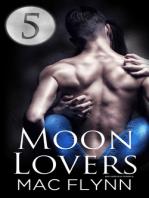 Moon Lovers #5 (BBW Werewolf Shifter Romance)