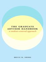 The Graduate Advisor Handbook