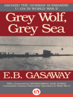 Grey Wolf, Grey Sea