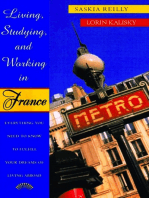 Living, Studying, and Working in France