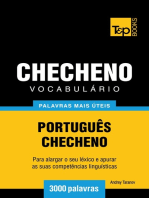 Vocabulário Português-Checheno