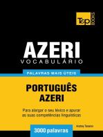 Vocabulário Português-Azeri