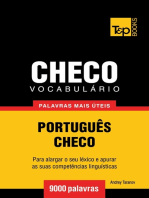 Vocabulário Português-Checo