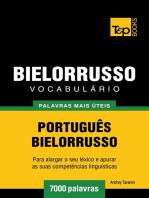 Vocabulário Português-Bielorrusso