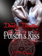 Poison's Kiss (Book 2 Deadly Beauties)