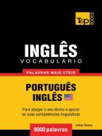 Vocabulário Português-Inglês americano