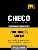 Vocabulário Português-Checo