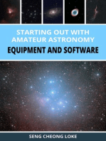 Starting Out with Amateur Astronomy: Equipment and Software