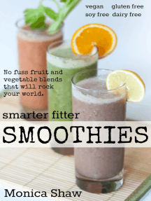 Smarter Fitter Smoothies