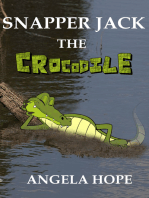 Snapper Jack the Crocodile