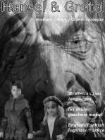 Two Languages Books - Hansel & Gretel (Translated): English / Turkish - İngilizce / Türkçe