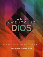 The Story of God: Tagalog