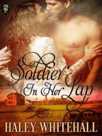 Soldier in Her Lap