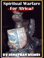 Spiritual Warfare For Africa?