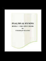 Psalms and Hymns Book 1