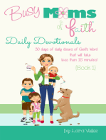 Busy Moms of Faith Daily Devotionals