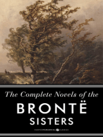 The Complete Novels Of The Bronte Sisters