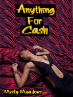 Anything For Cash (BDSM, Dominant Man, Prostitution)