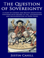The Question of Sovereignty