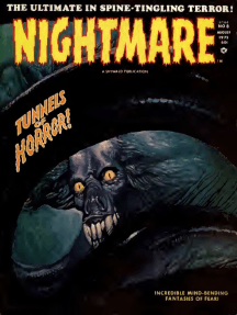 Skywald Comics: Nightmare Issue 08
