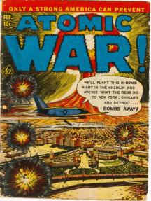 Atomic War Issue #3 (Ace Comics)