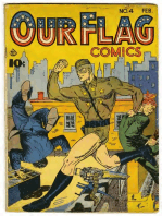 Our Flag Comics Issue #04