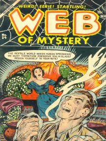 Web of Mystery Issue 24
