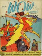Fawcett Comics: Wow Comics 041 (1946-02)