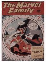 Fawcett Comics: Marvel Family 42