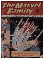 Fawcett Comics: Marvel Family 63