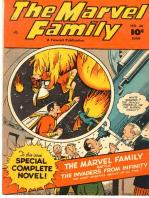 Fawcett Comics: Marvel Family 36